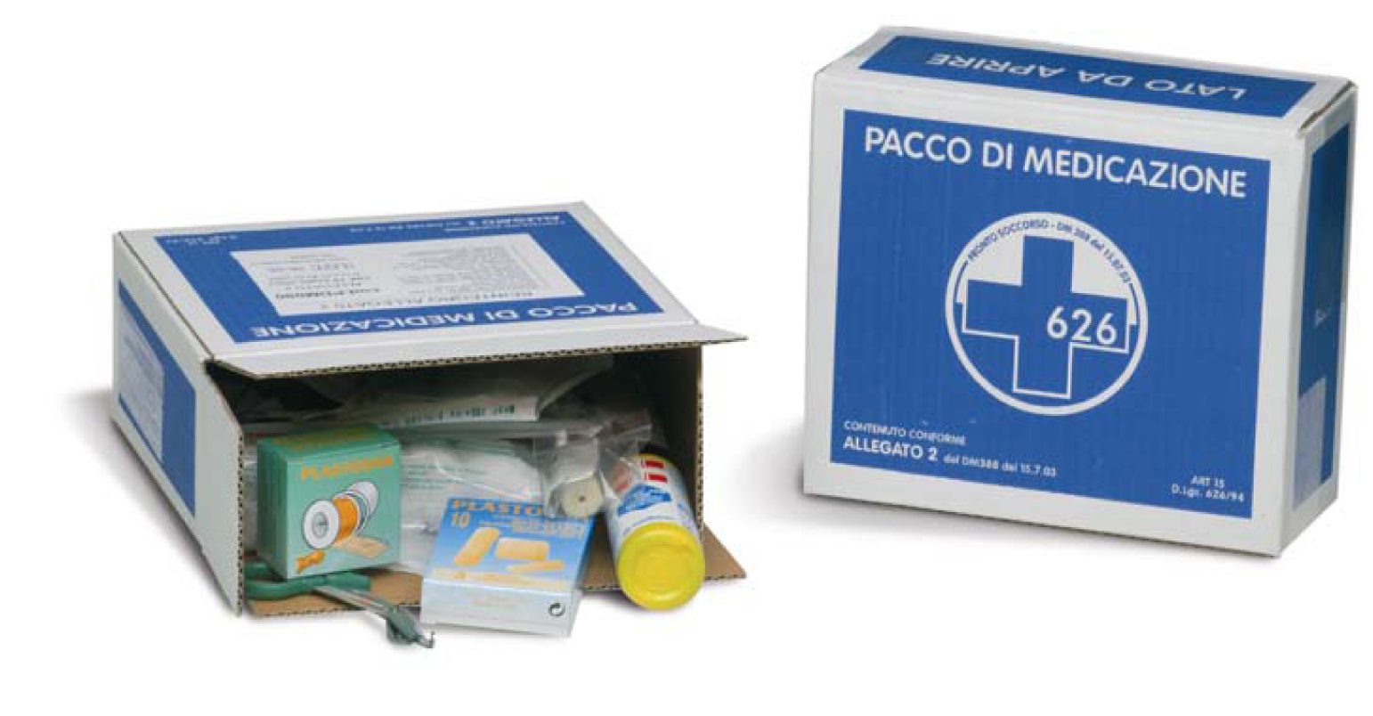 PACCO REINTEGRO BASE ALL 2 DM 3889 15.7.03